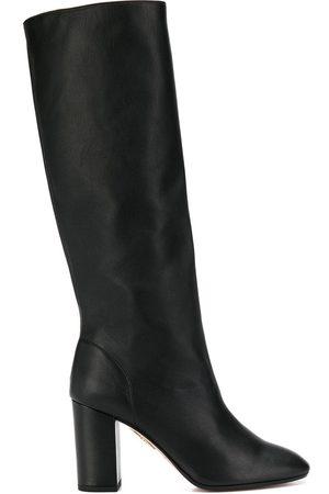 Aquazzura Women Thigh High Boots - Aqua Boogie 85mm knee-high boots