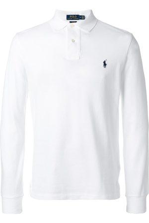 Polo Ralph Lauren Men Polo Shirts - Contrast logo polo shirt