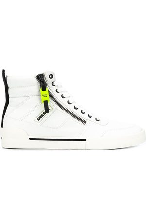 Diesel Men Sneakers - Side zip sneakers