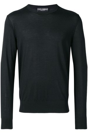 Dolce & Gabbana Slim fit knitted jumper