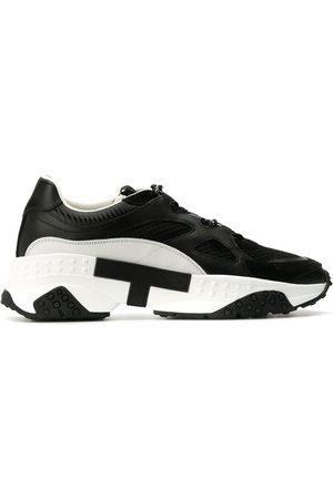 Tod's Men Sneakers - Two tone low top sneakers