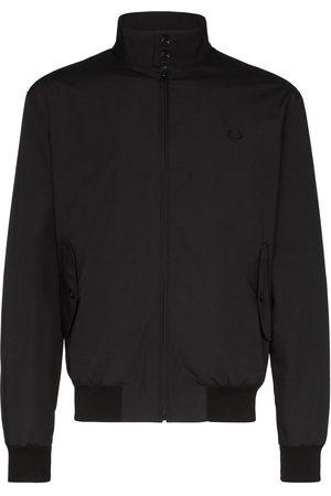 Fred Perry Men Bomber Jackets - Harrington bomber jacket