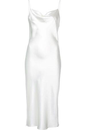 FLEUR DU MAL Women Casual Dresses - Cowl neck slip dress