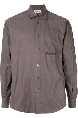 Ground Zero Substantial Void shirt - Grey