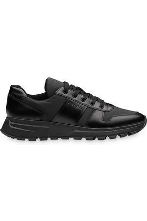Prada Brushed effect sneakers
