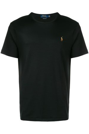 Polo Ralph Lauren Embroidered logo plain T-shirt