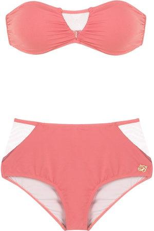 Brigitte Women Bikinis - Bandeau bikini set