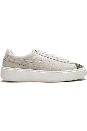 PUMA Women Platform Sneakers - Platform sneakers - Neutrals