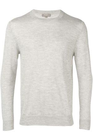 N.PEAL Round neck sweater - Neutrals
