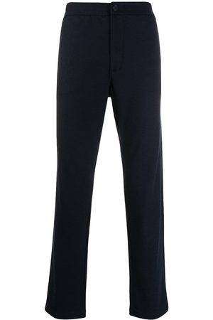 Armani Men Formal Pants - Slim-fit tailored trousers