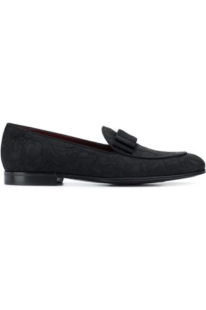 Dolce & Gabbana Men Loafers - Baroque jacquard loafers