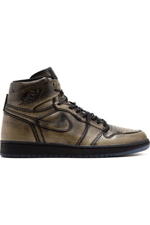Jordan Air 1 Ret High OG Wings sneakers - Metallic