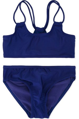 Duskii Girls Bikinis - Navy bikini