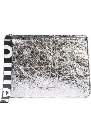 Proenza Schouler Women Wallets - Metallic Medium Pouch