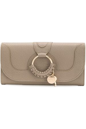 See by Chloé Hana continental wallet - Grey