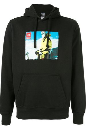 Supreme Men Hoodies - TNF photo hooded sweatshirt