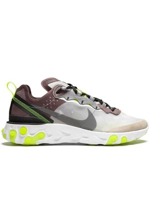 "Nike React Element 87 ""Desert Sand"" sneakers - Grey"
