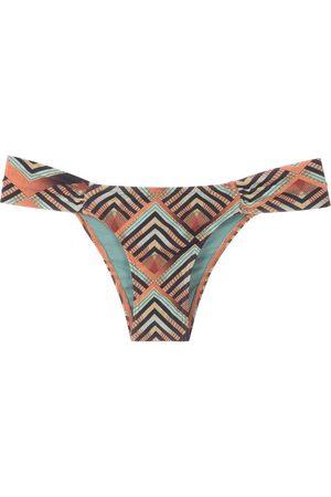 Lygia & Nanny Ritz printed bikini bottom - Multicolour
