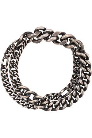 WERKSTATT:MÜNCHEN Bracelets - Double chain bracelet