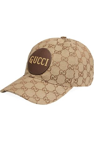 Gucci GG canvas baseball cap - Neutrals