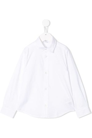 HUGO BOSS Boys Shirts - Classic collar shirt