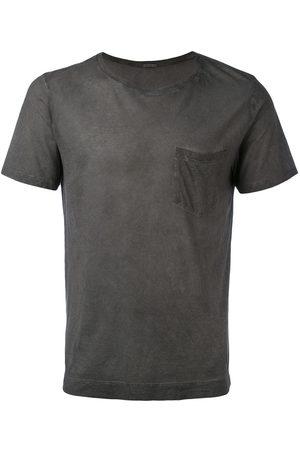 MASSIMO ALBA Pocketed T-shirt - Grey