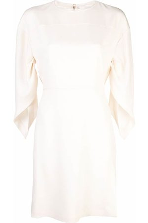 Chloé Women Dresses - Short day dress - Neutrals