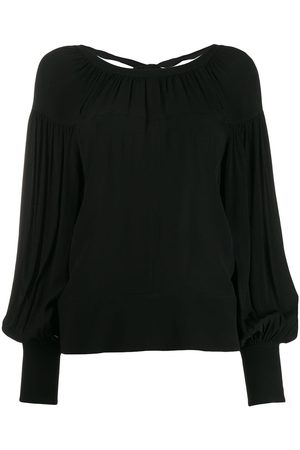 Proenza Schouler Cut out top