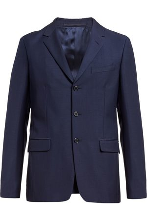 Prada Single-breasted mohair suit