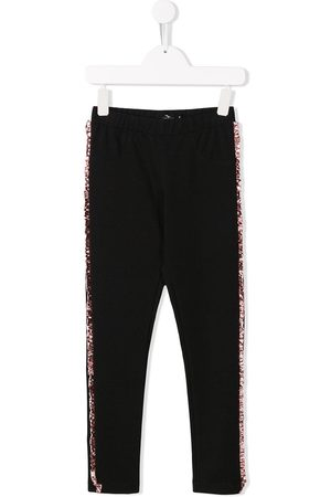 Le pandorine Girls Leggings - Sparkle embellished leggings