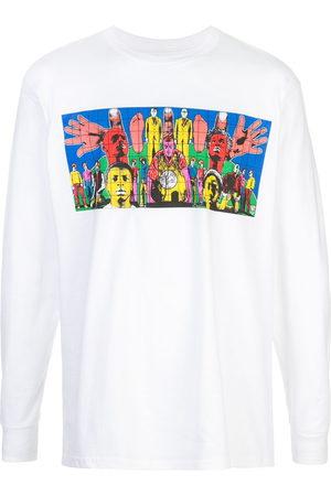Supreme Men Long Sleeve - Gilbert & George T-shirt
