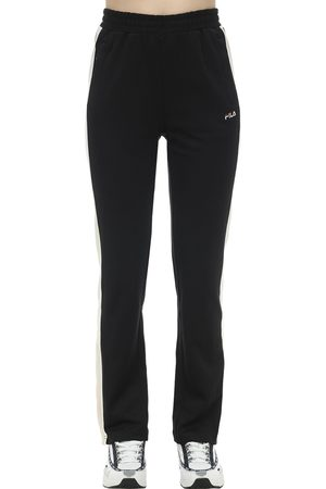 Fila Catriona Cotton Blend Track Pants