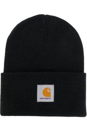 Carhartt Logo knitted beanie