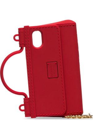 Dolce & Gabbana Women Phones Cases - Handbag-design iPhone X case