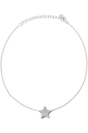 ALINKA Women Body Jewelry - 18kt white gold STASIA diamond anklet - Grey