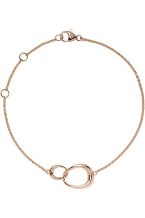 Georg Jensen 18kt rose Offspring bracelet