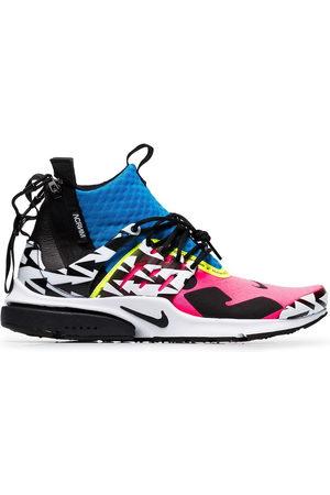 Nike Acronym x Presto leather sneakers - MULTICOLOURED