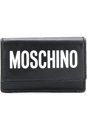 Moschino Women Wallets - Logo print wallet