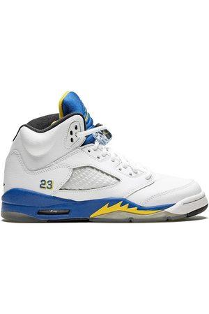 """Nike TEEN Air Jordan 5 Retro """"Laney"""" sneakers"""