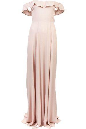 Reformation Verbena dress - NEUTRALS