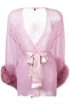 Gilda & Pearl Women Kimonos - Diana sheer kimono gown