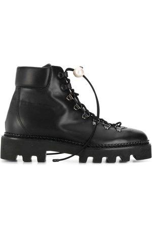Nicholas Kirkwood Women Outdoor Shoes - DELFI hiking boots 15mm