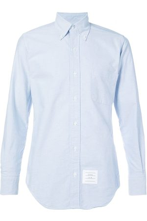 Thom Browne Men Shirts - Slim Oxford Shirt