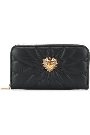 Dolce & Gabbana Devotion zipped wallet
