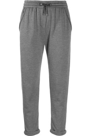 Brunello Cucinelli Jersey sweatpants - Grey