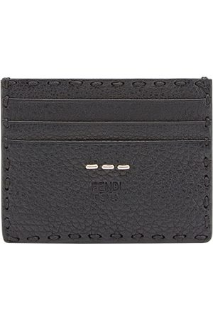 Fendi Men Wallets - Selleria 6-slot card holder