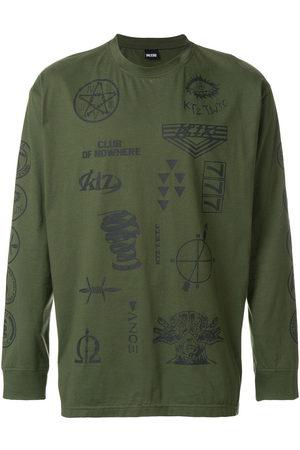 KTZ Sweatshirts - Multi-stamp sweatshirt