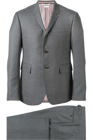 Thom Browne Super 120s wool twill suit - Grey