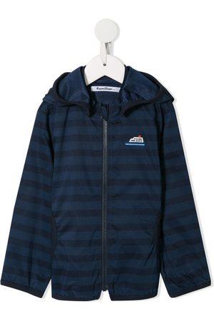Familiar Striped bomber jacket