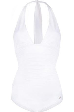 Dolce & Gabbana Halterneck swimsuit